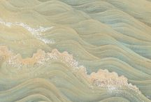 Waves and water in art / Waves and water as the subject of art and painting