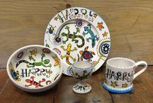 Painted for you pottery / Lovely things we can paint for you