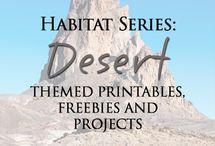 Habitats - Homeschooling