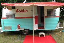 vintage camper redooooo!! / by Miranda Imes