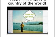 Support Adam, purchase a country of the World! / Hy, my name is Adam Tasnadi from Budapest, Hungary. I am a 22-year-old university student.  I have a Dream. I would like to continue my higher studies in the United States or in the UK next year. Besides it I would pay my parent's debts off and travel to the 2014 World Cup Brazil. To make these come true I have invented an idea...  I would like to sell the countries and territories of Earth. It may sound strange but it is true.