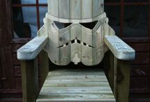 Star Wars / Awesome Chair !