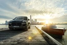 The new Porsche Cayenne Turbo S – Above it all. / An enduring Porsche principle: maximum performance. Uncompromisingly embodied by the new Cayenne Turbo S. Follow the link to learn more: http://www.porsche.com/countries/cayenne-turbo-s/  *Combined fuel consumption in accordance with EU 5: 11.5 l/100 km; CO2 emissions 267 g/km