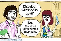 Humor Bibliotecario / chistes y otras yerbas