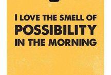 Inspirational words / by Teresa Mills