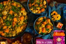 Diwali Recipes / Diwali inspired recipes so you can share the light. #sharethelight