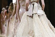 Fashion - Wedding Gowns and Bridal Party Attire / by Sacha Renner