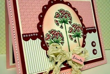 Stampin Up Cards #2 / by Elaine Beckham