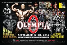 2015 Olympia Weekend / 2015 Joe Weider's Olympia Weekend!