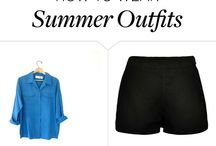 SOMMAR OUTFITS