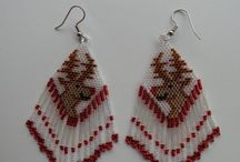 Beading Earrings Holidays / by Debbie Misuraca