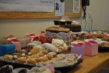 Cake and Coffee Morning for Cancer Focus NI / At Keylite we like to give back to the local community. On March 2014, our team took part in a Charity bake sale - in aid of Cancer Focus Northern Ireland. Check out this board to see some of the yummy treats our talented team baked.