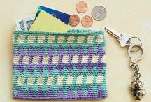 Tapestry Mochila crochet