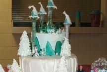 Frozen Birthday / by Jennifer McDonald Ferguson