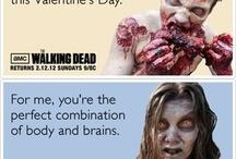 Caution Zombies Ahead!  / by Jessie Maclin