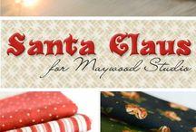 Christmas Fabric Inspiration
