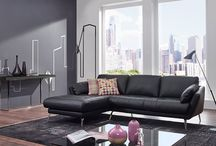 Couch im Softlook / Sofas. Bequem loungen. »softy« zeichnet sich durch seine absolut gemütliche Verarbeitung aus.