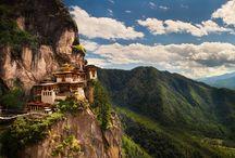Places to Go / Bhutan's Trending places