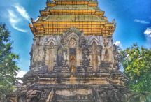 Chiang Mai, Thailand / Travel to Chiang Mai for the Thai food, radiant culture, and friendly locals. Perfect for Digital Nomads and Solo Travelers.