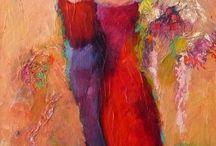 1) Figurative - Nancy Standlee