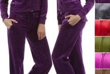 Uniforms velour