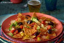 Tex Mex Küche / Guacamole ist kein Land und bei Salsa muss man nicht zwingend die Hüften schwingen! Wir sagen nur eines: Yummie!