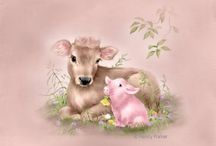 Penny Parkers ~ The Cutest Animals / by jodie groman