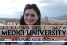 Medici University / Index of the main website for MU. Includes university information, course syllabi, applications, partner institutions, and other useful information.