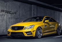 E63 AMG Coupe / Mercedes-Benz