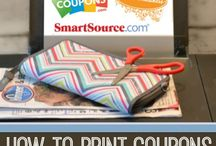 couponing / by Melissa Gillespie