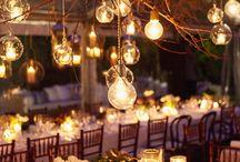 Outdoor Wedding Decor / by Olivia Karegeannes