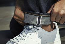 Jeans pour homme / Tableau d'inspiration autour du jeans, des belles toiles et des idées de look