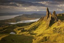 Let's hit the road : Scotland