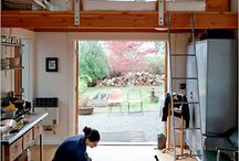 Home: garage / by Debbie Slater