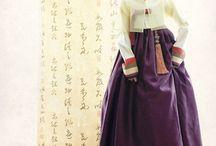 typical korean dress(traditional dress)-hanbok