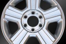 Ford F150 wheels / by RTW Wheels