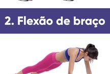 exercícios na perda de peso.