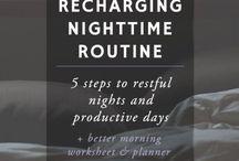 night routine