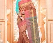 Blended Silk Sarees
