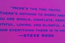 happy yoga / by marcia