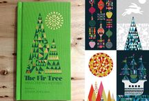 Books we love / Beautifully illustrated books and activity books for small and big children