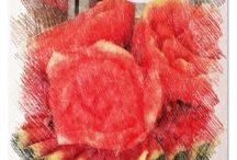 Corso intaglio frutta e vetdura