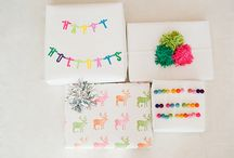 Gift Wrap + Packaging / by BigCity Princess
