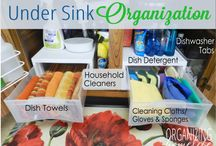 Organize the home