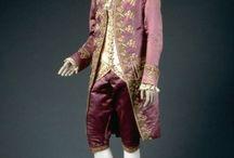 XVIII century Men's Fashion