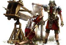 Powstanie Imperium Rzymskiego