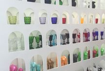 Stores&Corners / Our stores and corners in the world #MarioLucaGiusti #SyntheticCrystal