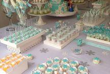 Jocy's Frozen B-day party / by Rosalva Guzman