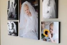 Aubrey in mommy wedding dress