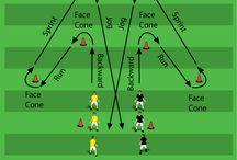 Fodbold træningsprogram
